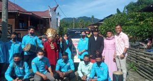 PPK Pakantan Adakan Konvoi untuk Meningkatkan Partisipasi Masyarakat dalam Memiilih