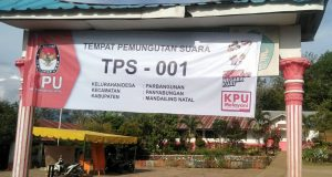 Sukhairi–Atika Unggu di TPS Tempat Dahlan Hasan Memilih