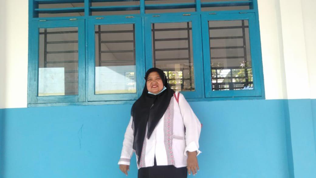 Rehab 3 Ruang Kelas, Kasek SMP 6 Panyabungan: Proses Kegiatan Belajar Semakin Proaktif