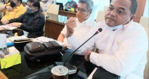 Fahrizal Efendi Minta PTPN Serahkan Hak Rakyat Batahan