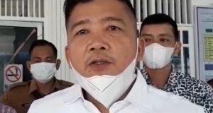 Jenguk Korban Gas H2S, Ketua DPRD Minta Masyarakat Tenang