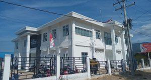 Gedung Baru 2 Lantai di UPTD Puskesmas Kotanopan Sudah Difungsikan