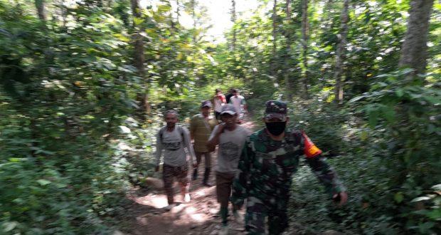 Sering Termenung, Warga Humbang Dinyatakan Hilang di Hutan