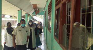 OTK Rusak Gedung SMP Negeri 2 Muara Sipongi, Kadis Pendidikan Minta Kepolisian Tangkap Pelaku