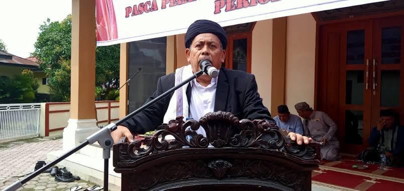 Ulama Madina Menangis Karena Perlakuan Gubernur Sumut