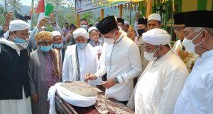 Wagubsu Resmikan Masjid Imam Muslim di Longat