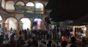 PNNB Madina Bersama Majelis Ukhwah Islam Gelar Bakti Sosial di Mompang Julu