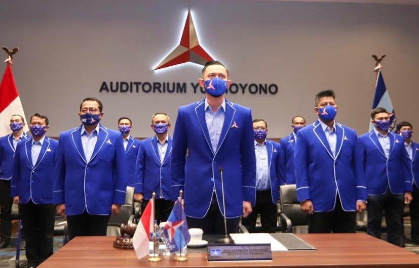 Ketua DPC Demokrat Madina: Pemecatan 7 Kader Terlibat Isu Kudeta AHY Sudah Tepat