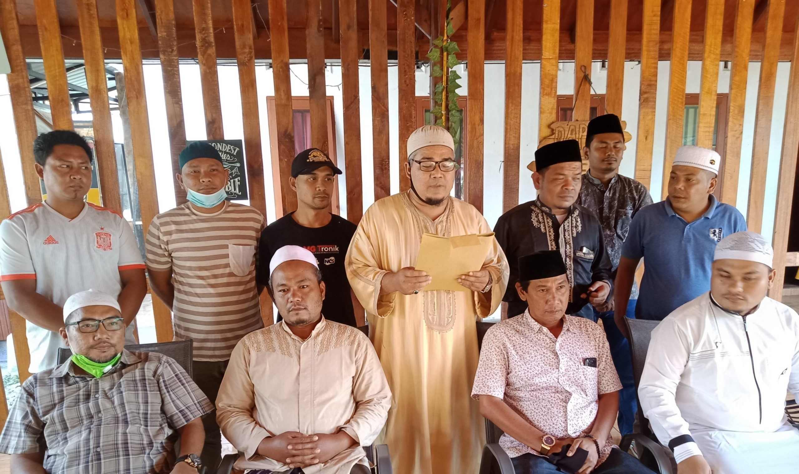Pernyataan Sikap Alumni Ponpes Terkait Pelecehan Musthafawiyah Purba Baru