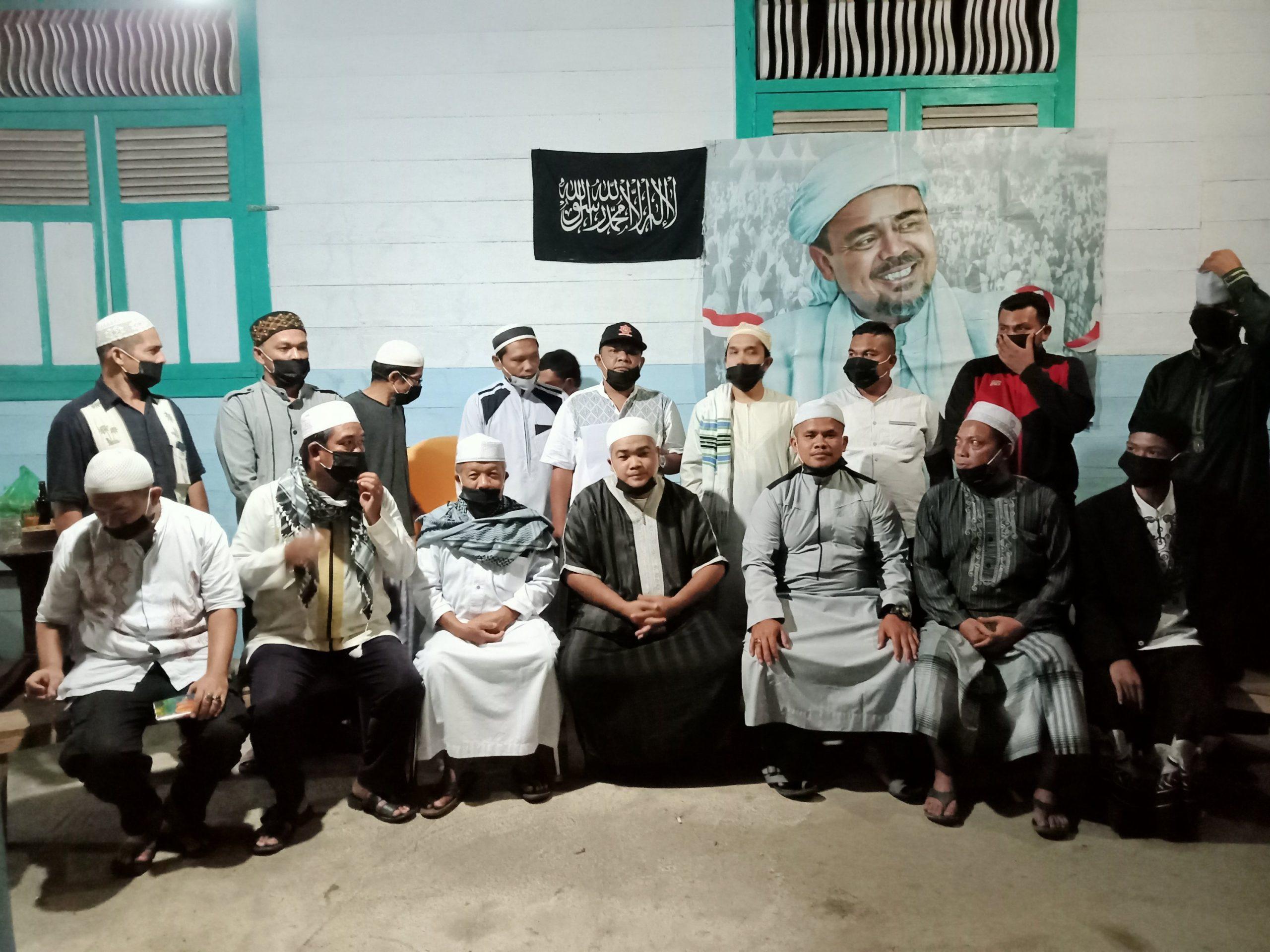 Habib Rizieq Ditetapkan sebagai Terdakwa, AUIB Madina Sampaikan Pernyataan Sikap