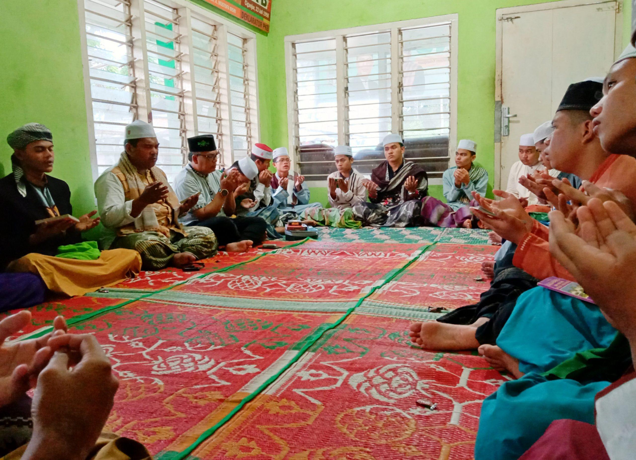 Jelang Penetapan Sidang Sengketa Pilkada Madina, DPC PKB Gelar Dzikir dan Doa