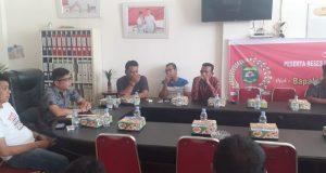 Reses II, Ketua DPRD Madina Ungkit Hal Urgen Penggunaan Dana Desa