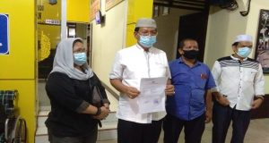 4 Anggota DPRD Padangsidimpuan Laporkan Kasus Dugaan Suap ke Polisi