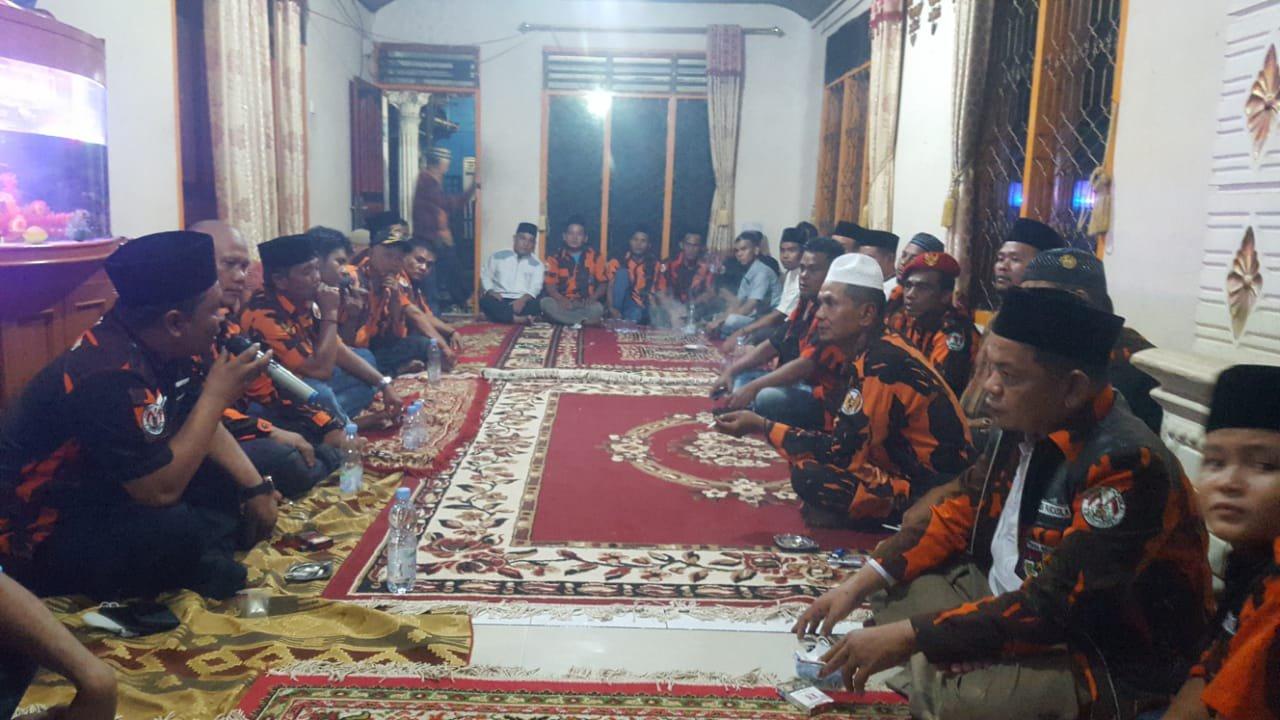 Bukber di Kediaman Almarhum Kocu, Ketua MPC PP Madina: Beliau Pengayom dan Panutan dalam Berorganisasi