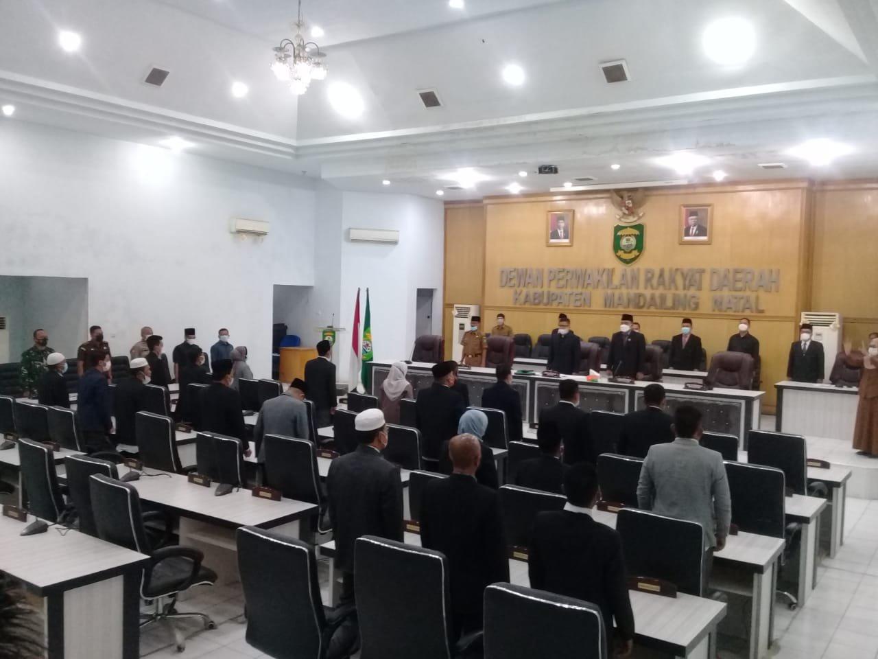 Lewat Paripurna, DPRD Tetapkan Sukhairi-Atika Bupati dan Wakil Bupati Terpilih