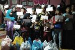 Jelang Idulfitri, Awaluddin Berbagi Kebahagiaan Bersama Anak Yatim di Sepuluh Desa