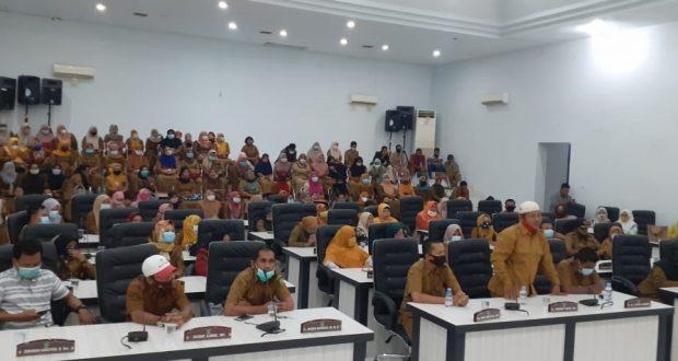 SK TKS Tidak Keluar, Sejumlah Guru Honorer Datangi DPRD