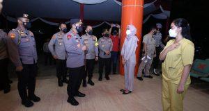 Ini Perintah Kapolri saat Kunjungi RS Bhayangkara Raden Said Sukanto
