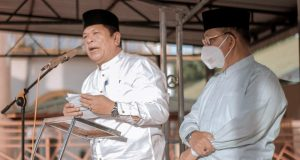 Kasus Covid-19 Meningkat, Wali Kota Padangsidimpuan Cemas dan Minta Doa