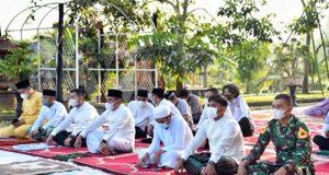 Salat Idul Adha di Rumah, Gubsu dan Wagub Sampaikan Pesan Ini