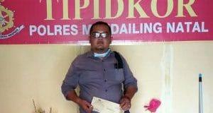 LSM Tri Sakti Cium Bau Korupsi Pengadaan APD untuk Desa-desa di Madina