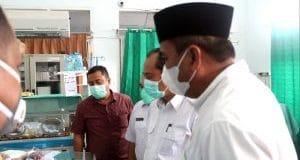Bupati Madina Besuk Bayi Penderita Penyakit Langka di RSUD Panyabungan