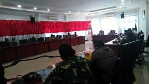 Kepala Seksi Penginput Data Covid-19 Madina Menolak Hadir di Rapat Forkopimda