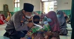 Horas Tua Santuni Anak Yatim Piatu di Desa Mompang Julu
