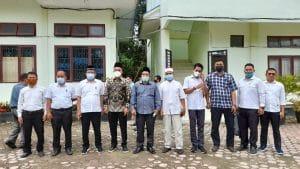 Marwan Dasopang akan Bantu Pengembangan STAIN Madina