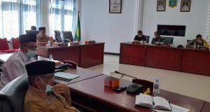 Turun ke PPKM Level 3, Ketua DPRD Madina Apresiasi Kinerja Tim Satgas Covid-19