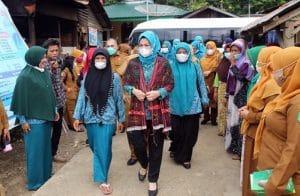 Penderita Stunting di Desa Hutabargot Jae Terus Berkurang