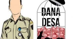Terjerat Korupsi Dana Desa, Mantan Kades Simangambat Jadi Tersangaka