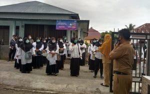 Ratusan Guru di Madina Ikut Uji Kompetensi Seleksi PPPK Guru