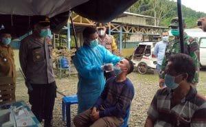 Tempat Isolasi Disiapkan, Warga Luar Daerah Masuk Madina Wajib Tes Swab Antigen
