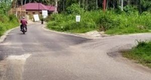 Telan Dana Rp 474 Juta, Jalan Prof. Andi Hakim Nasution Sudah Mulus