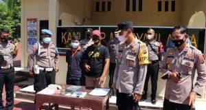 Sita 100 Gram Sabu, Polisi Tangkap Bandar Narkoba di Linggabayu